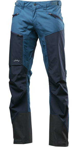 Lundhags M's Antjah Pant Petrol/Blue